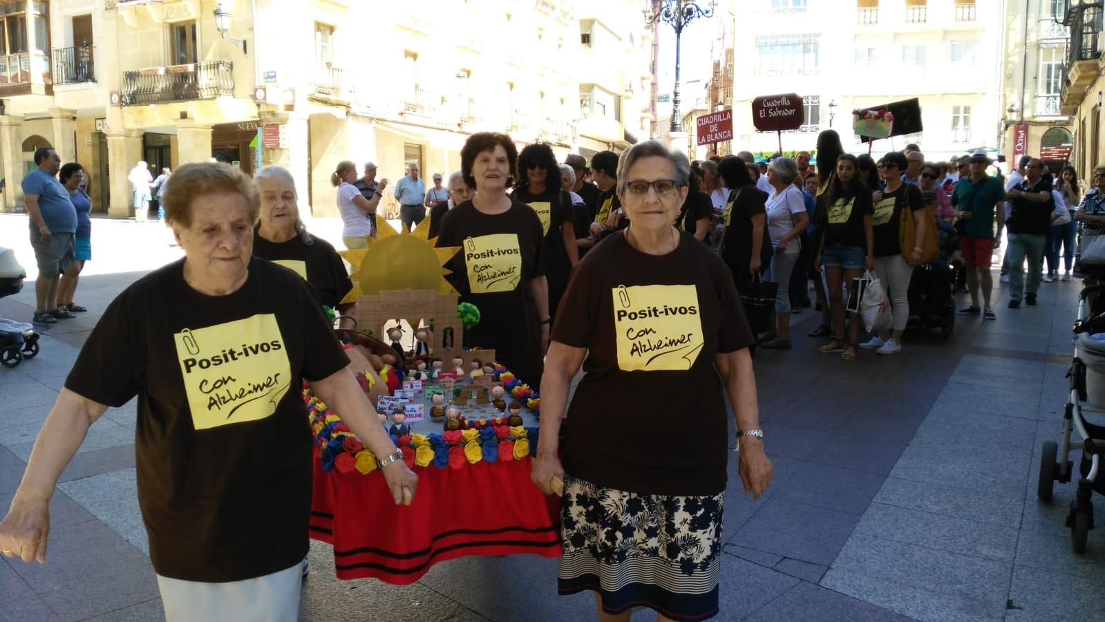 Desfile con la Caldera (Fiestas de San Juan 2018)