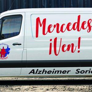 Donativo Campaña Mercedes ¡Ven!